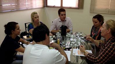 ABEMEL recebe reunião do Projeto Design Export