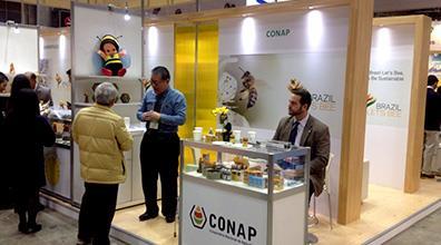 CONAP abre escritório de negócios no Japão