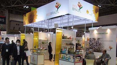 Empresas do setor apícola fecham cerca de US$ 1,1 milhão em novos negócios em feira no Japão